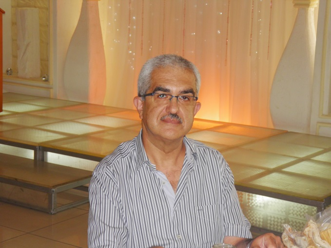 Mr. Bassam Hammad, CdS Personnel Head